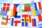 Flaggen- und Wimpelketten