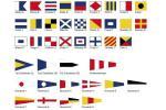 Signalflaggen Komplettsätze