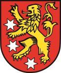 Aufkleber Aach ( Hegau ) Wappen
