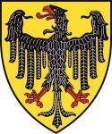 Aufkleber Aachen Wappen