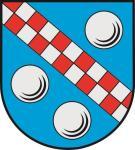 Aufkleber Achstetten Wappen