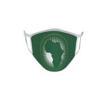 Gesichtsmaske Behelfsmaske Mundschutz Afrikanische Union