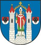 Aufkleber Aken Wappen