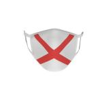 Gesichtsmaske Behelfsmaske Mundschutz Alabama