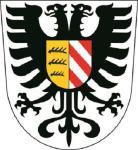Aufkleber Alb - Donau - Kreis Wappen