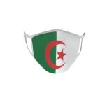 Gesichtsmaske Behelfsmaske Mundschutz Algerien