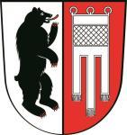 Aufkleber Amtzell Wappen