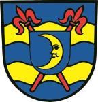 Aufkleber Angelbachtal Wappen