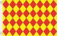 Fahne Angoumois Provinz 90 x 150 cm