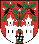 Aufkleber Aschersleben Wappen