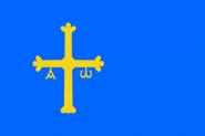 Aufkleber Asturien