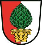 Aufkleber Augsburg Wappen