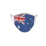 Gesichtsmaske Behelfsmaske Mundschutz Australien