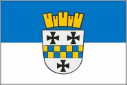 Flagge Bad Kreuznach