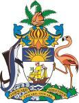 Aufkleber Bahamas Wappen