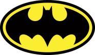 Aufkleber Batman Logo