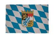 Glasreinigungstuch Bayern mit Wappen