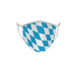Gesichtsmaske Behelfsmaske Mundschutz Bayern Raute L