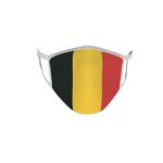 Gesichtsmaske Behelfsmaske Mundschutz Belgien