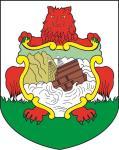 Aufkleber Bermuda Wappen