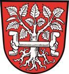 Aufkleber Birkenau Wappen