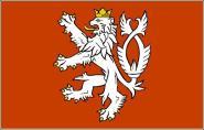 Flagge Böhmen