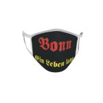 Gesichtsmaske Behelfsmaske Mundschutz Bonn ein Leben lang