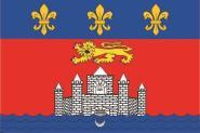 Flagge Bordeaux