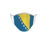 Gesichtsmaske Behelfsmaske Mundschutz Bosnien-Herzegowina