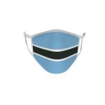 Gesichtsmaske Behelfsmaske Mundschutz Botswana
