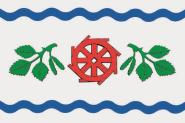 Flagge Brokdorf