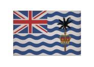 Aufnäher British Territory im indischen Ozean Patch 9 x 6 cm