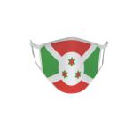Gesichtsmaske Behelfsmaske Mundschutz Burundi