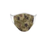 Gesichtsmaske Behelfsmaske Mundschutz Camouflage Tarn Motiv Nr. 3