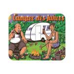 Mousepad Textil Camper des Jahres
