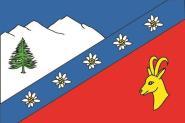 Flagge Chamonix