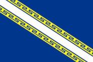 Flagge Champagne - Ardenne