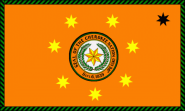Flagge Cherokee Nation