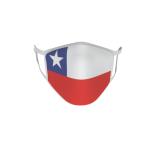 Gesichtsmaske Behelfsmaske Mundschutz Chile