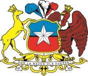 Aufkleber Chile Wappen