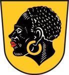 Aufkleber Coburg Wappen
