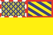 Flagge Cote d´Or Department