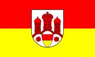 Flagge Crivitz