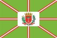 Flagge Curitiba City Brasilien
