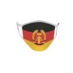 Gesichtsmaske Behelfsmaske Mundschutz DDR L