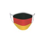 Gesichtsmaske Behelfsmaske Mundschutz Deutschland L