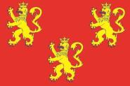 Flagge Dordogne Department