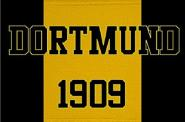 Aufnäher Dortmund 1909 Patch 9 x 6 cm