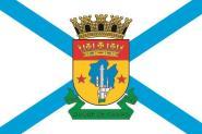 Flagge Duque de Caxias City Brasilien