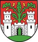 Aufkleber Eichstätt Wappen